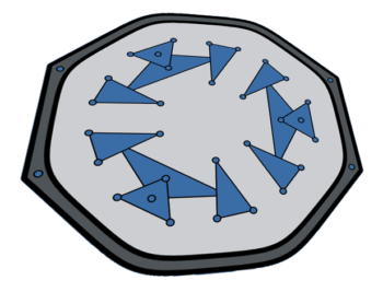 Barillet design PLOP